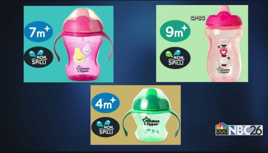 Tippy Cup And Osprey Baby Carrier Recall