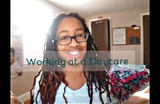 Working At A Daycare By Ashley Marie