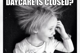 What Daycare Is Closed - Mind Blown!