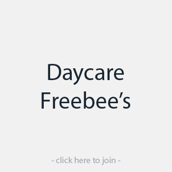 Daycare Freebee's