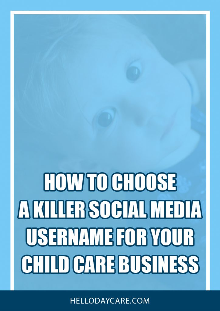 How To Choose A Social Media Username