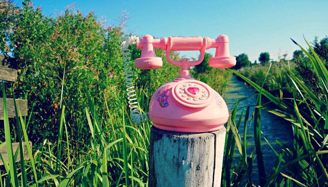 Um, yes...Google Voice is a must have for your child care business line