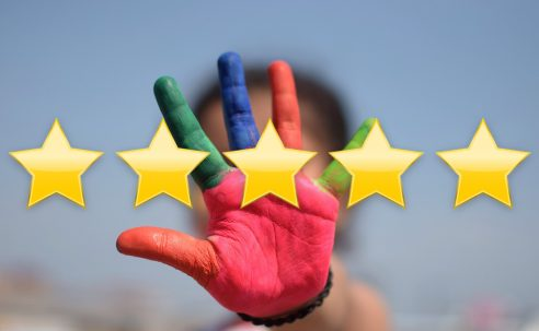 3 ways to leave a good review for your child care provider