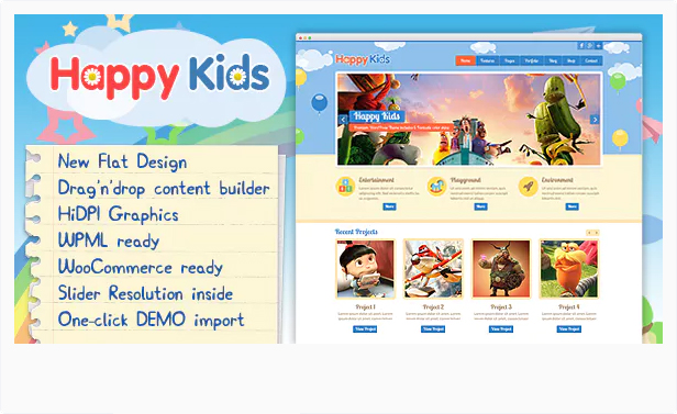 8 of the Best Daycare Website Designs for your Child Care